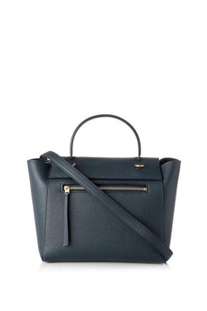 5006e2ba8903 Wholesale Handbags Céline Fake Belt Micro Abyss Blue (Designer Colour) Tote  celine phantom bag